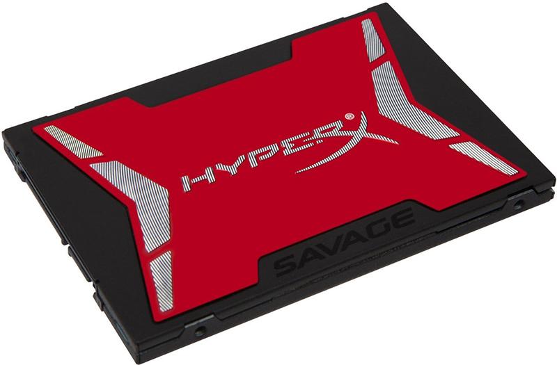 HyperX Savage SSD - SHSS37A - 240 Go - 2,5 (7mm)