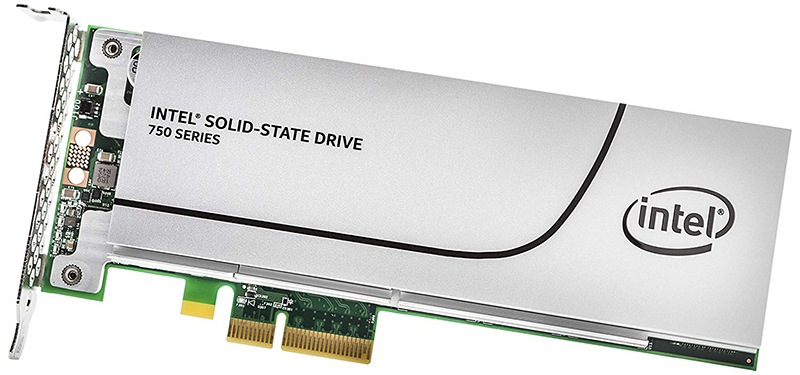 Intel SSDPE2MW012T4X1 Disque Flash SSD Interne 2,5 1,2 to PCI Express