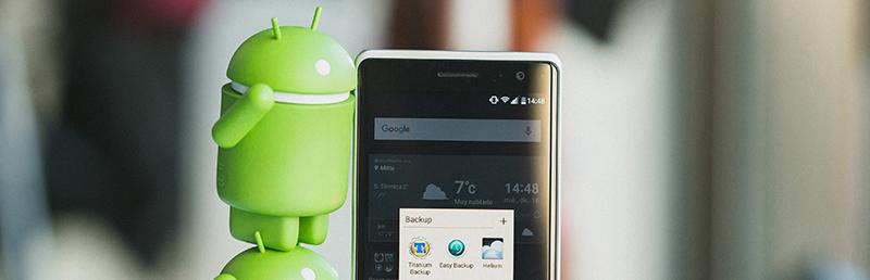 Comment sauvegarder votre Smartphone Android