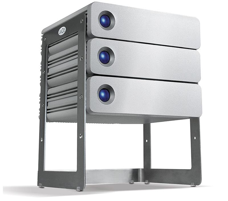 LaCie 9000258EK d2 Quadra Disque dur externe de bureau