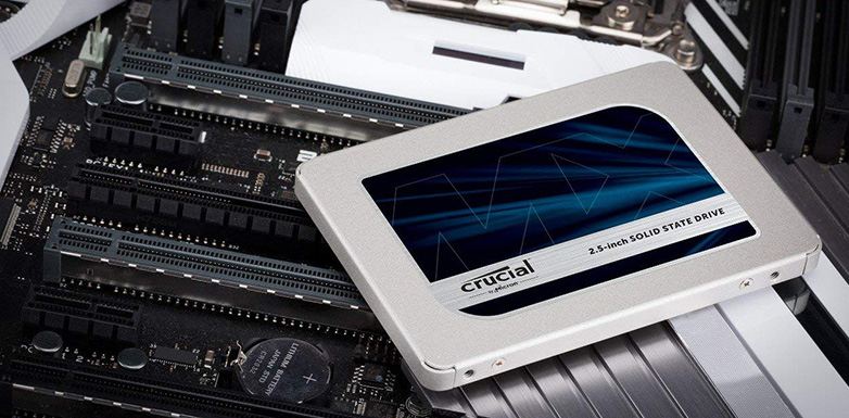Crucial CT500MX500SSD1(Z) SSD interne MX500