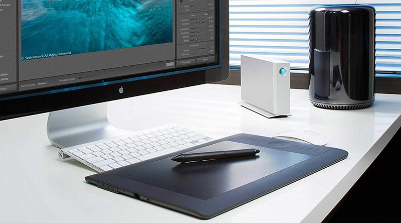LaCie D2 Thunderbolt 2 USB 3.0 Disque dur externe 4 TB (STEX4000200)