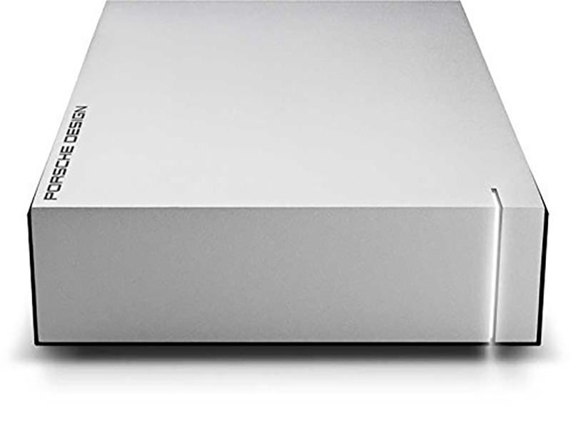 LaCie Porsche Design STEW6000400 - Disque Dur Externe pour Mac - 6 To - Gris Clair