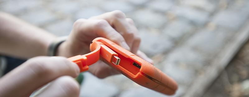 LaCie Rugged - Mini Disque dur externe portable