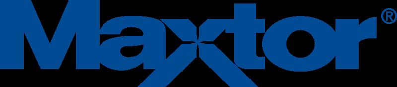 Les grandes marques de disque dur - Maxtor