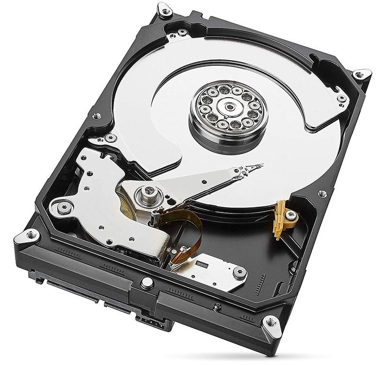 Seagate IronWolf 4 TB, ST4000VN008, disque dur interne, 8,9 cm