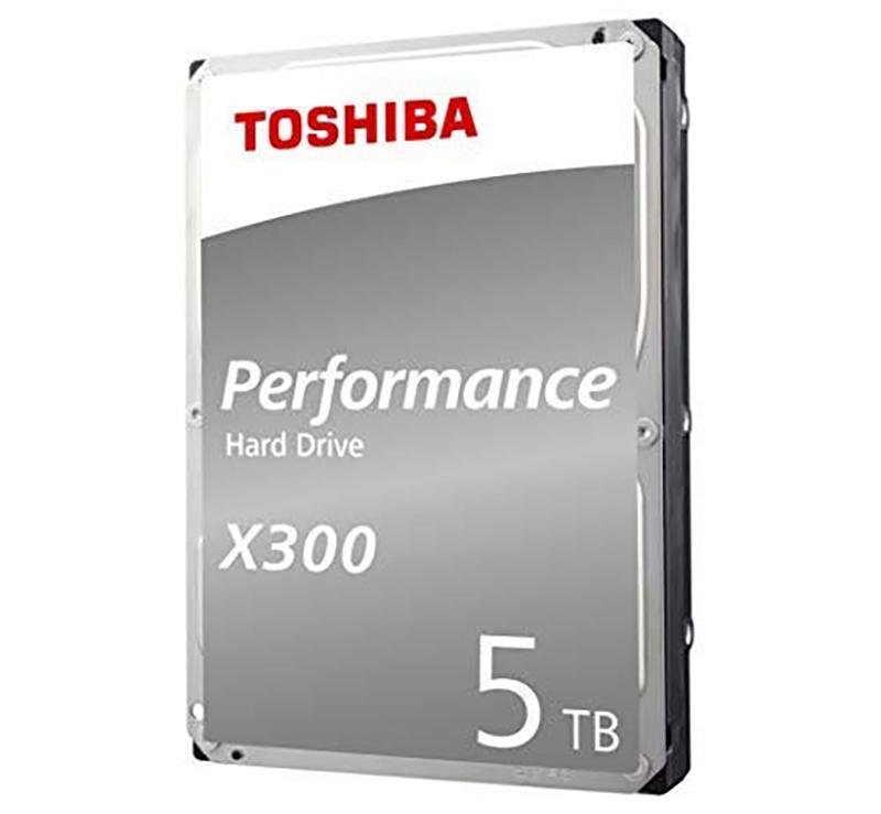 Toshiba X300 5 To Disques internes 8,9 cm 3,5 SATA