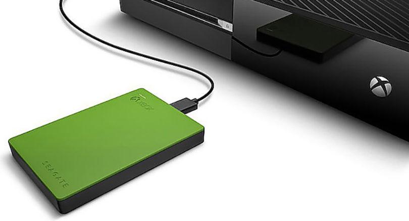 Tests disque dur externe pour Xbox One