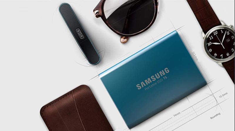 meilleur Disque Dur Externe SSD
