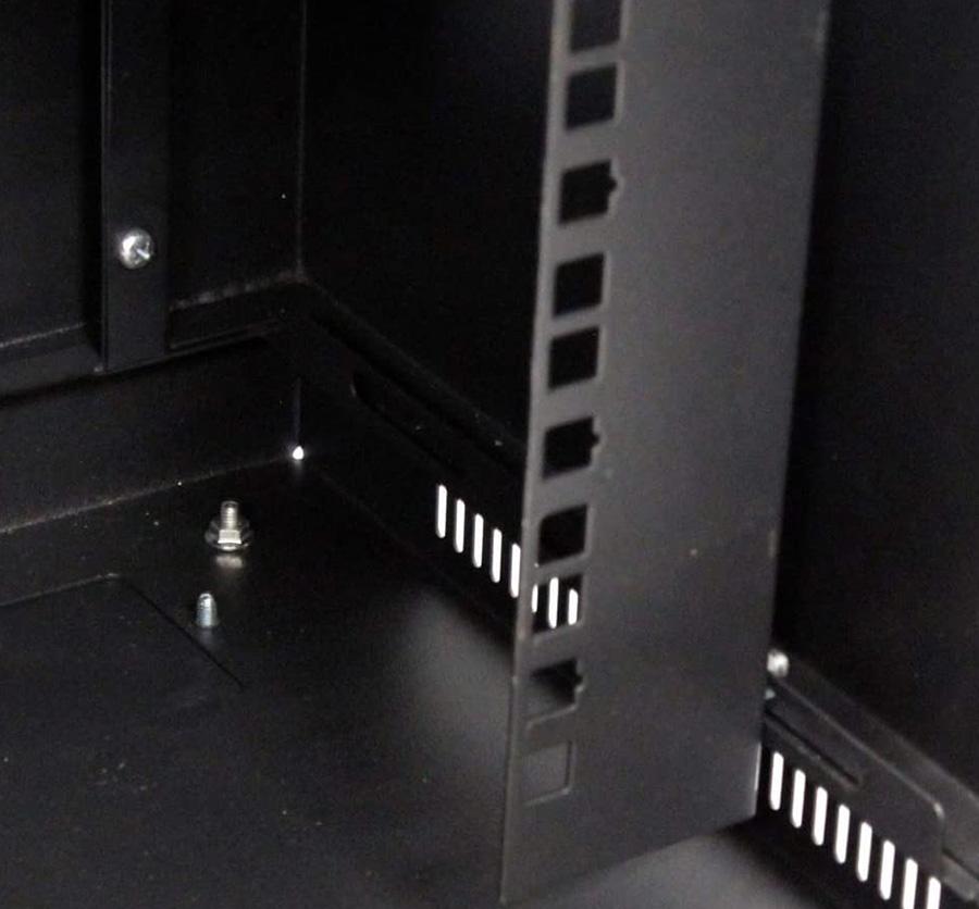 Avis Rack Serveur 10 4U 370x140x260mm TENRack RackMatic